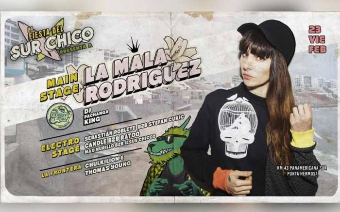 La Mala Rodriguez en el Dragón del Sur / Conciertos / Joinnus