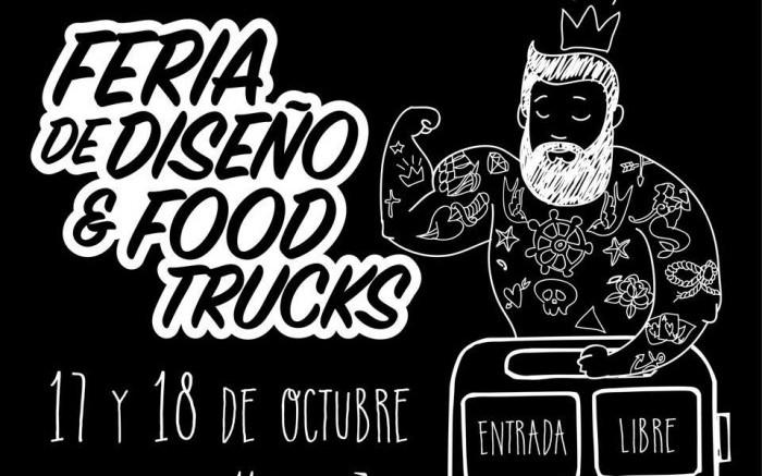 Feria de Diseño & Food Trucks #Octubre / Arte y cultura / Joinnus