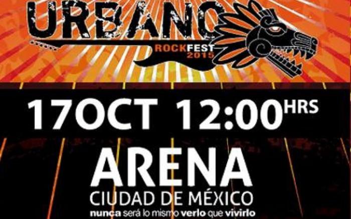 Urbano Rock Fest / Entretenimiento / Joinnus