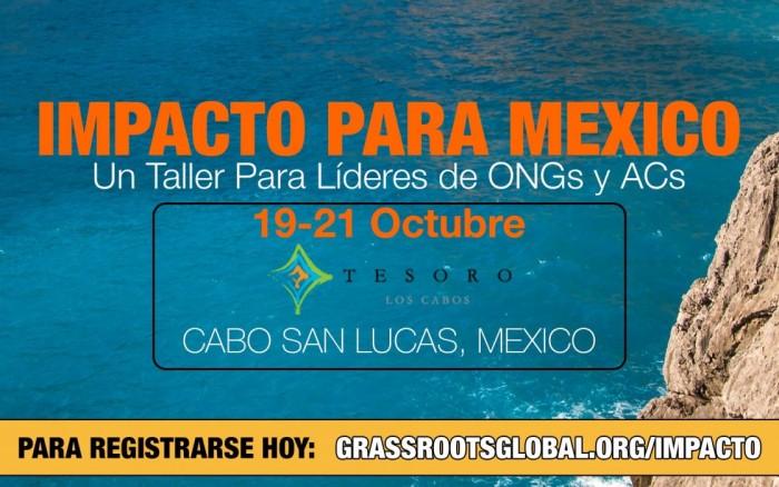 Impacto Para Mexico: Liderazgo y Gestión / Charlas y conferencias / Joinnus
