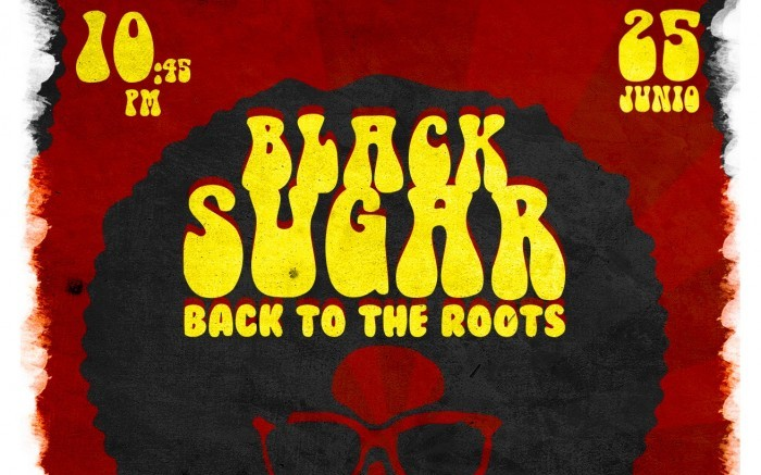 Black Sugar Back to the Roots, banda invitada Red Route /  / Joinnus