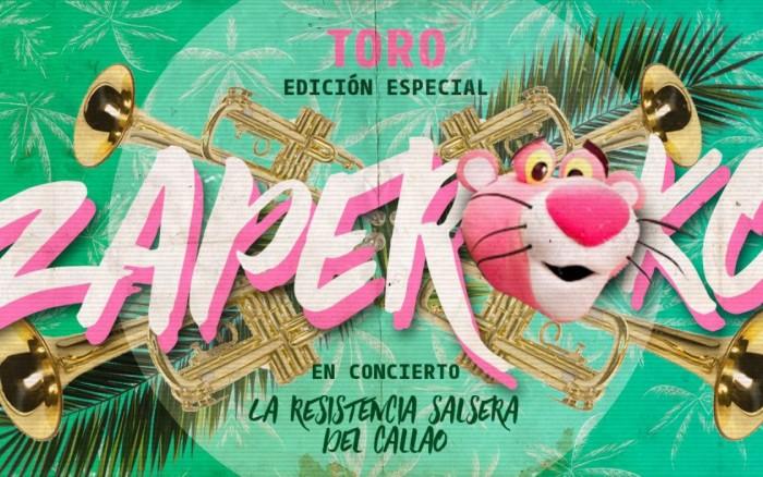 TORO Extremo I Zaperoko En Concierto / Entretenimiento / Joinnus