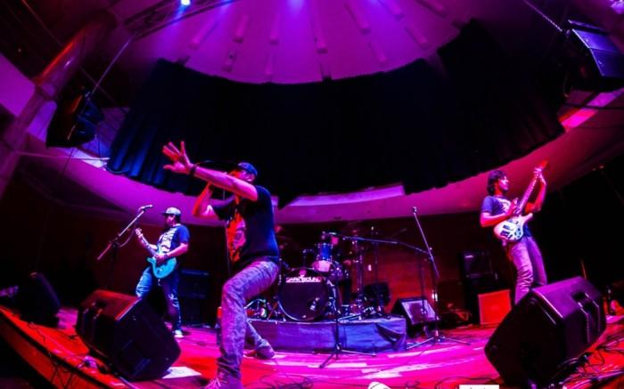 Nativos del Rock KRUDA + Máscara / Entretenimiento / Joinnus