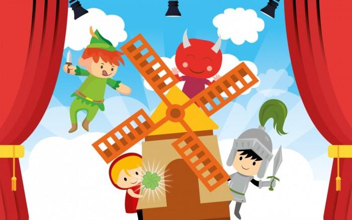 XVI Festival de Teatro para Niños / Niños / Joinnus