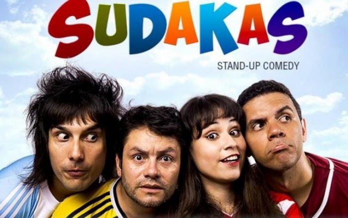 SUDAKAS - Humor sin fronteras / Entretenimiento / Joinnus