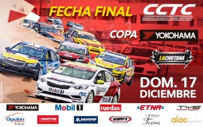 Fecha final del Campeonato de Circuito Turismo Competición / Deportes / Joinnus