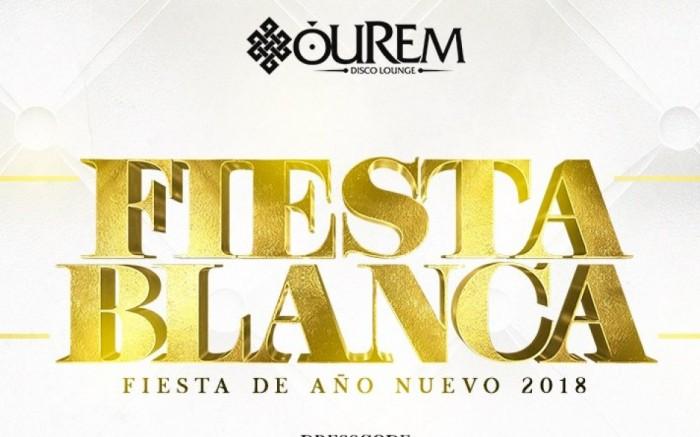 Año Nuevo 2018 | Fiesta Blanca - ÓUREM Disco Lounge /  / Joinnus