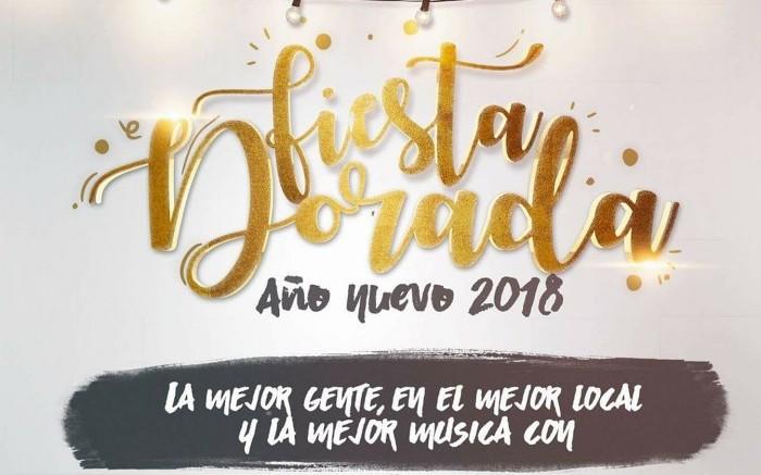 Año Nuevo 2018 | Fiesta Dorada /  / Joinnus
