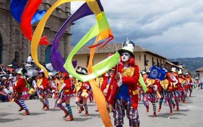 Carnaval de Cajamarca 2018 /  / Joinnus