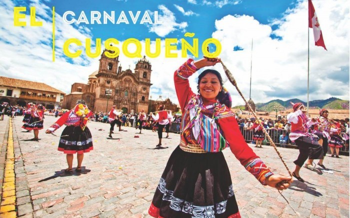 Carnaval Cusqueño 2018 /  / Joinnus