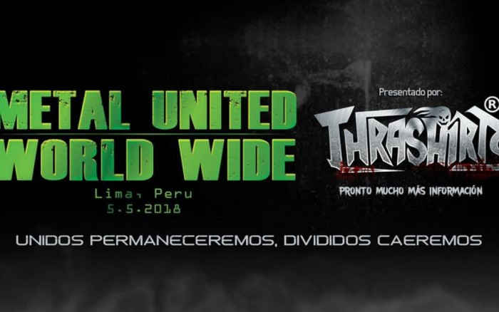 Metal United World Wide - Lima, Peru /  / Joinnus