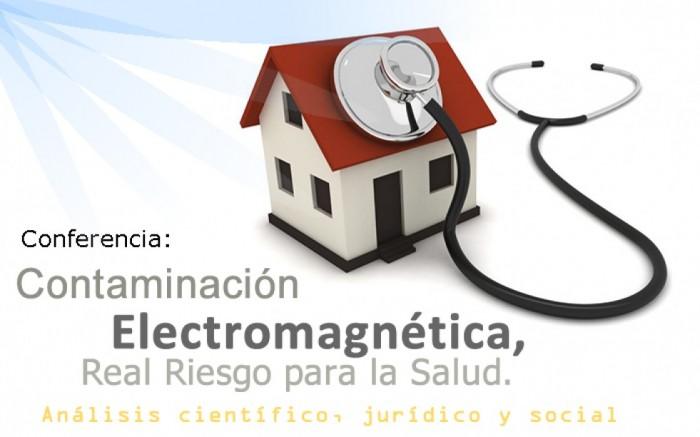 Contaminación Electromagnética, Real Riesgo para la Salud / Charlas y conferencias / Joinnus