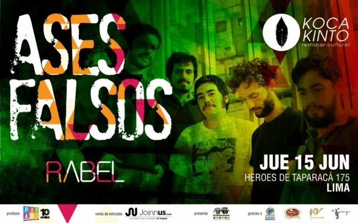 ASES FALSOS EN LIMA // 2° Parada >> KOCA KINTO /  / Joinnus