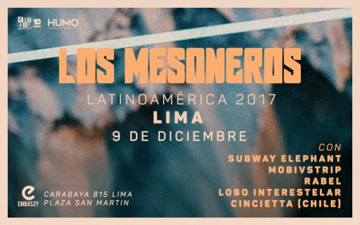LOS MESONEROS EN LIMA /  / Joinnus