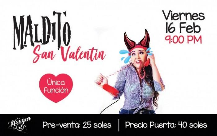 Stand Up - Maldito San Valentín /  / Joinnus