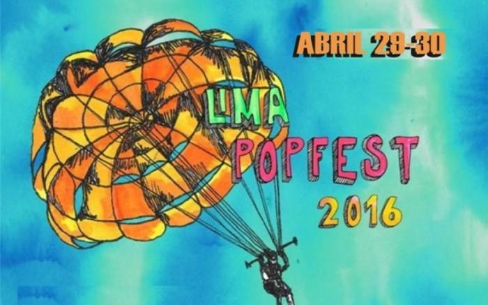 Lima Popfest 2016 /  / Joinnus