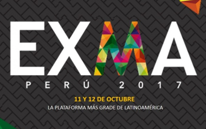 EXMA PERÚ 2017 / Charlas y conferencias / Joinnus