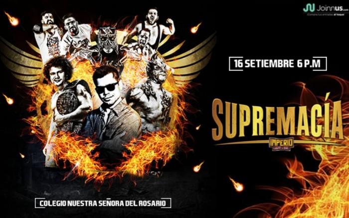 IMPERIO Lucha Libre -