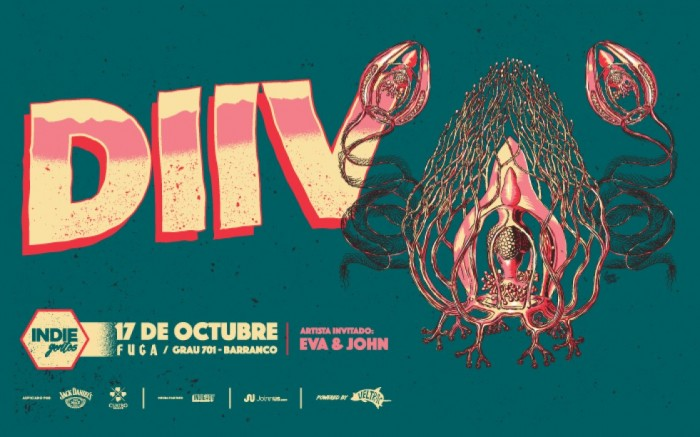 IndieGentes presenta: DIIV en Lima /  / Joinnus