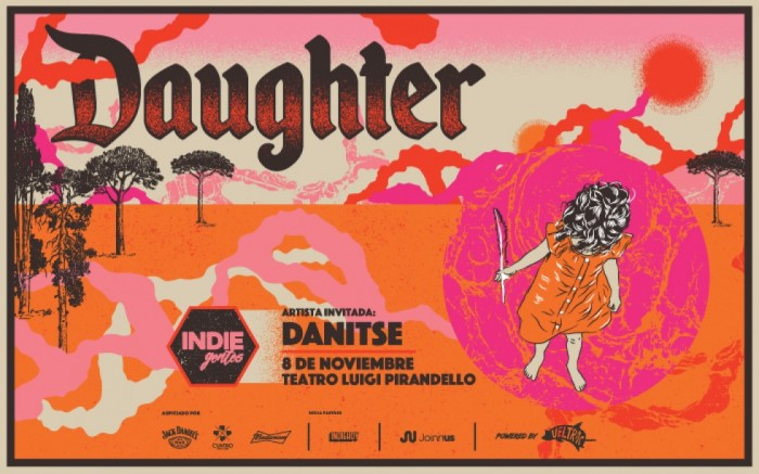 IndieGentes presenta: Daughter en Lima /  / Joinnus