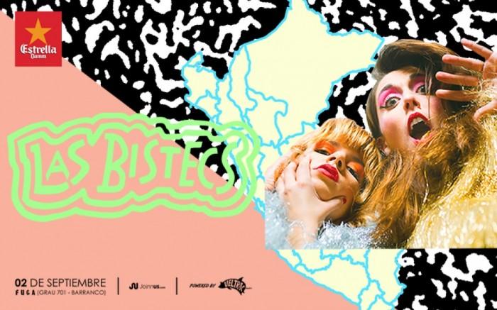 Estrella Damm presenta: Las Bistecs en Lima / Entretenimiento / Joinnus