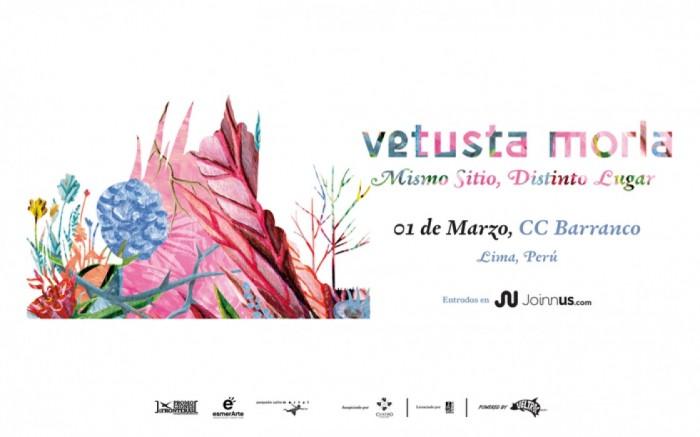 Vetusta Morla en Lima / Entretenimiento / Joinnus