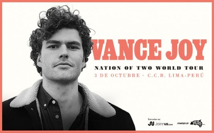 Vance Joy en Lima /  / Joinnus