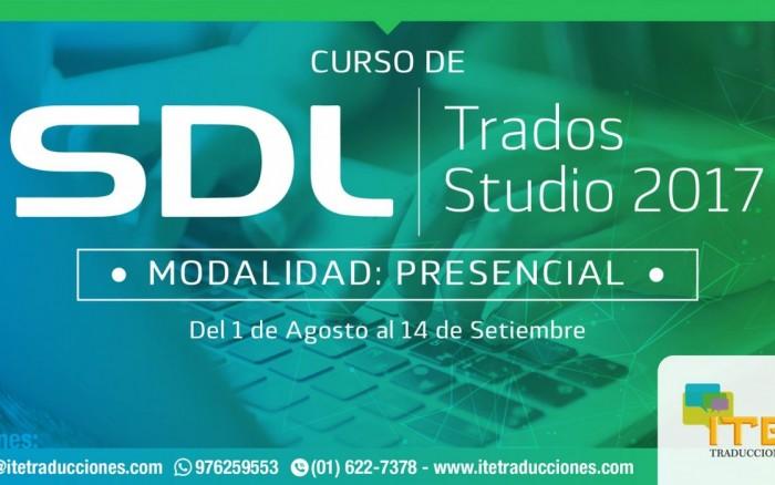 CURSO DE TRADOS SDL 2017 /  / Joinnus
