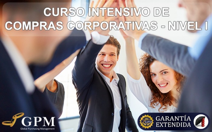 Curso Intensivo de Compras Corporativas - Nivel I / Charlas y conferencias / Joinnus
