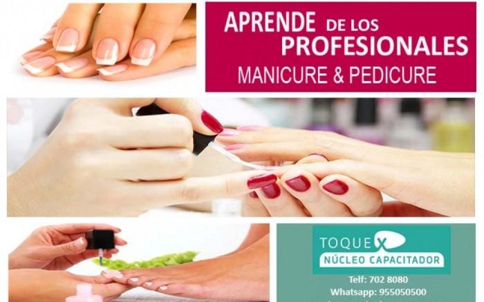 Manicure y pedicure precios