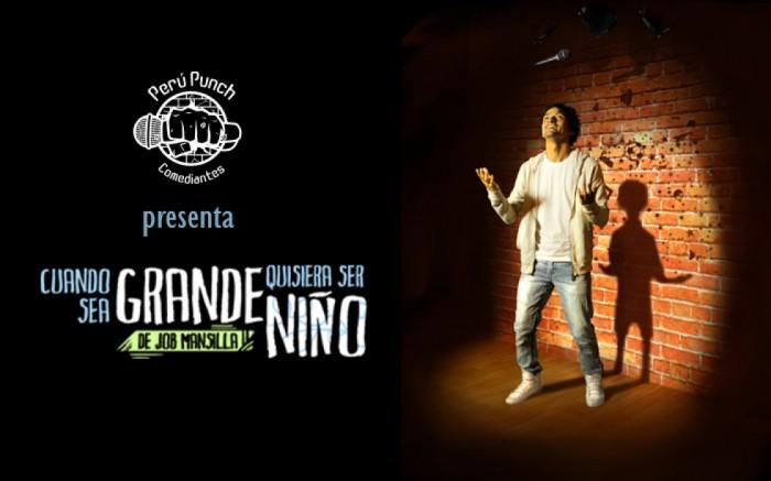 Única función: Cuando Sea Grande Quisiera Ser Niño / Teatro / Joinnus