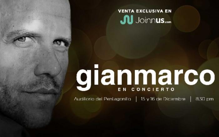 Concierto Gianmarco / Entretenimiento / Joinnus
