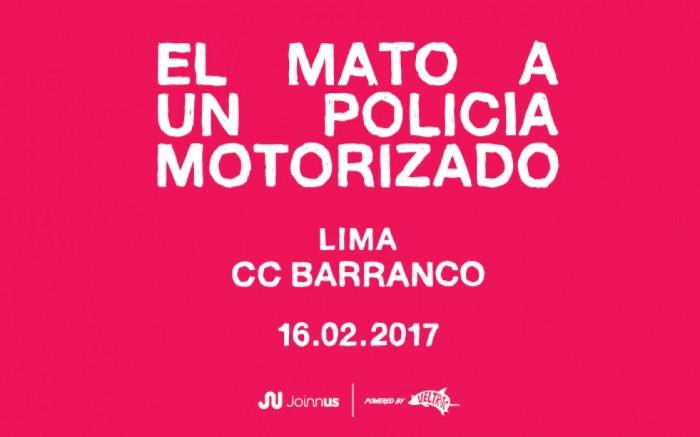 El Mató a un Policía Motorizado en Lima /  / Joinnus