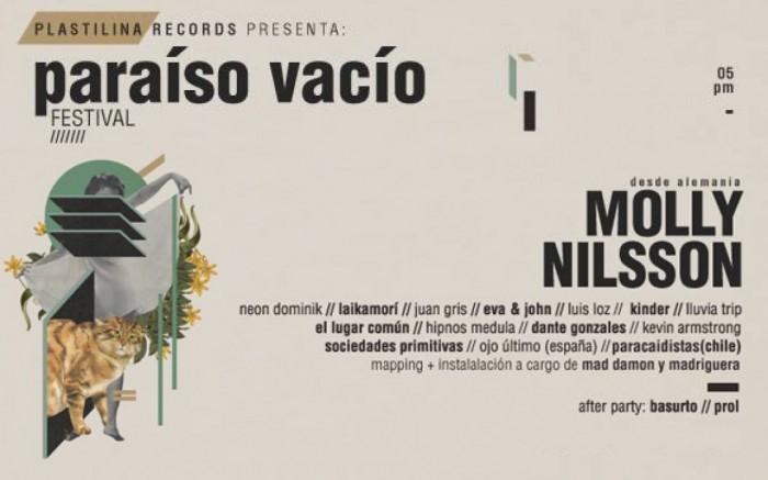 PARAÍSO VACÍO: MOLLY NILSSON (Alemania), Laikamorí... /  / Joinnus
