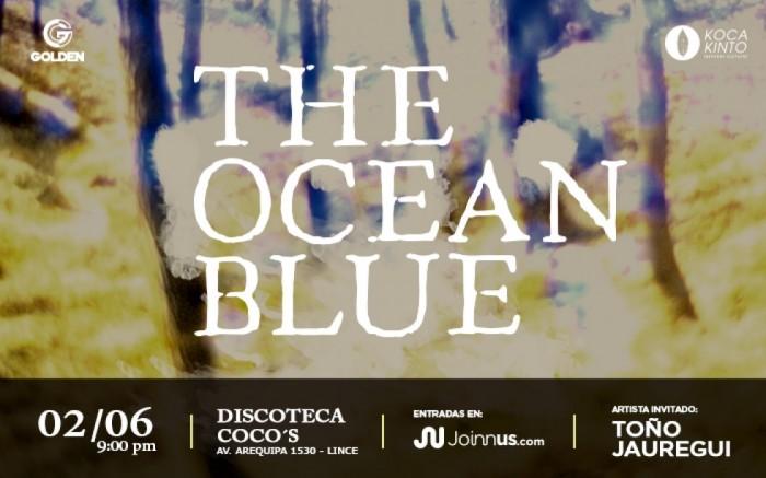 The Ocean Blue en Lima /  / Joinnus