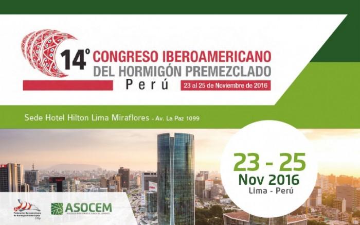 14º Congreso Iberoamericano del Hormigón Premezclado /  / Joinnus