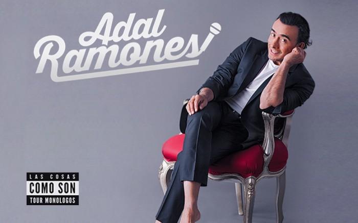 ADAL RAMONES - Tour Monólogos 2017 / Entretenimiento / Joinnus