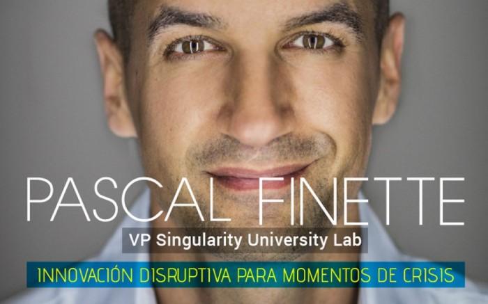 Innovación disruptiva para momentos de crisis / Charlas y conferencias / Joinnus