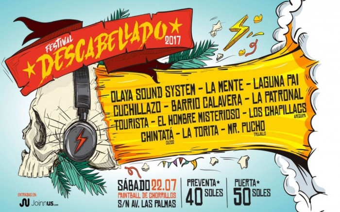 Festival Descabellado 2017 /  / Joinnus