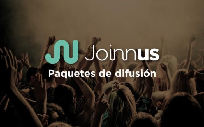 Planes de Promoción Joinnus