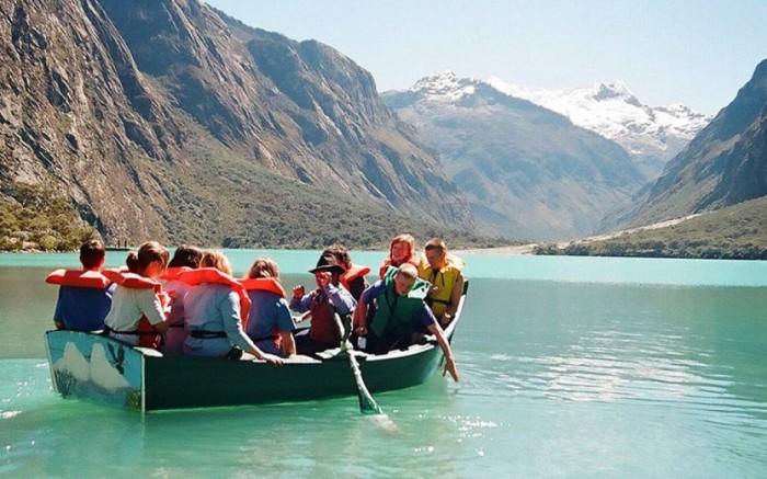 Excursión Callejon de Huaylas - Llanganuco -  Huaraz Ancash /  / Joinnus