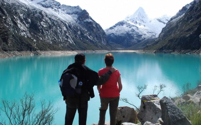Trekking en Huaraz - Laguna Paron /  / Joinnus