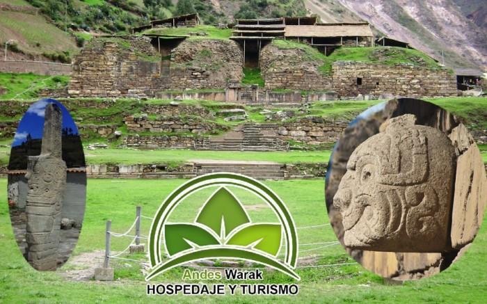 Excursión Chavin de Huantar - Huaraz Ancash /  / Joinnus