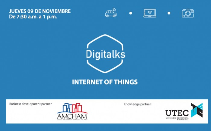 DIGITALKS Internet of Things (IoT) /  / Joinnus