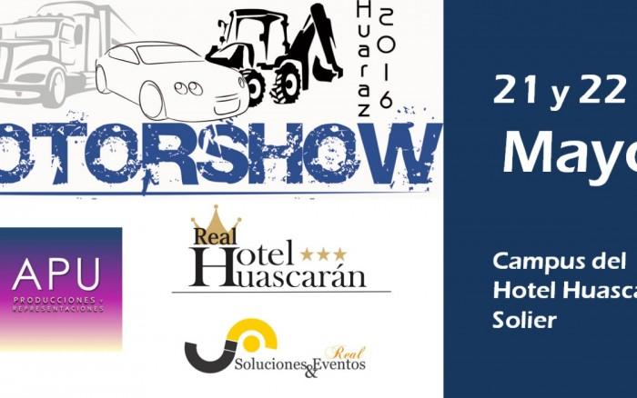 Motorshow Huaraz 2016