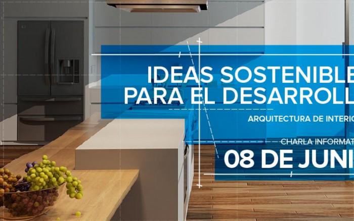 Charla arquitectura de interiores joinnus - Carrera de arquitectura de interiores ...