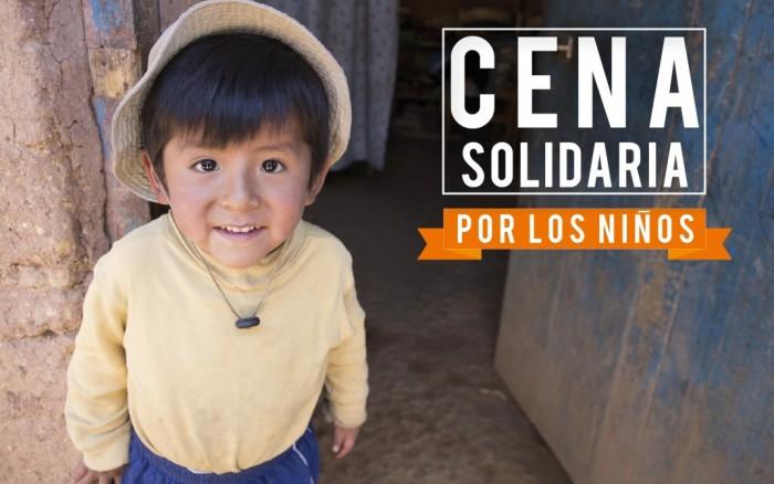 Cena Solidaria por los niños /  / Joinnus