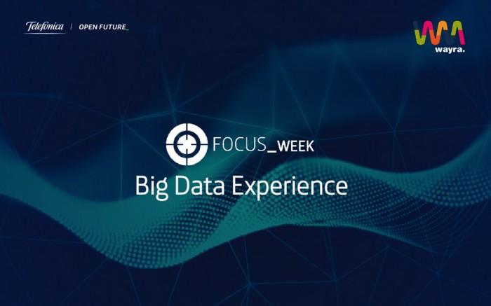 Charla de Big Data en Wayra Perú / Tecnología / Joinnus