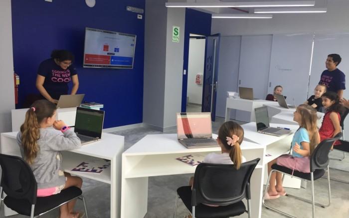 Taller de Programación y Creación Tech para Niños y Jóvenes /  / Joinnus