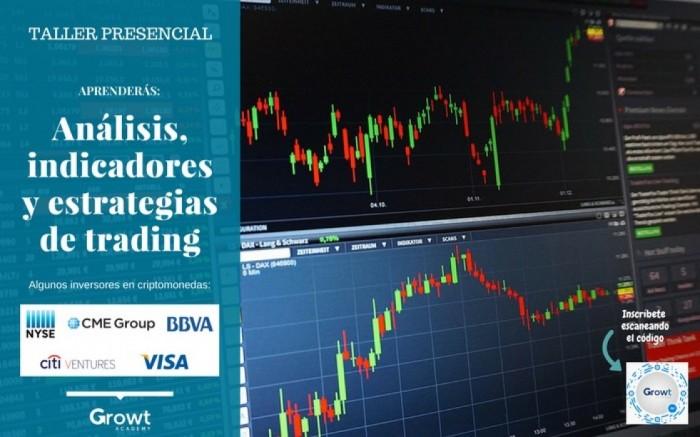 Parte 1: Análisis, Indicadores y Estrategias de Trading. /  / Joinnus